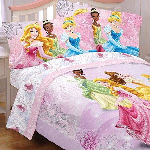 Disney Princess Bedding Full Size 5608 front