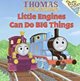 img - for Little Engines Can Do Big Things (Thomas and the Magic Railroad) book / textbook / text book