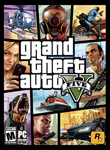 Grand Theft Auto V - PC (In Detail Existing compare prices)