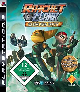 Ratchet & Clank - Quest for Booty [import allemand]