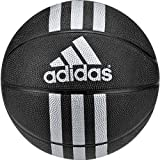 adidas Performance 3-Stripes Rubber Basketball