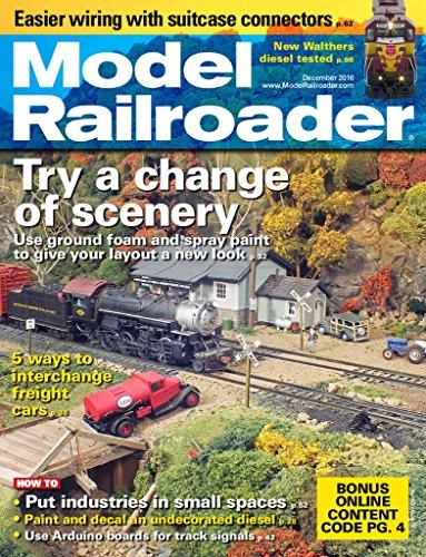 Model Railroader (Model Railroader compare prices)