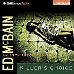 Killer's Choice: An 87th Precinct Novel, Book 5 | Ed McBain