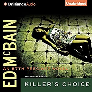Killer's Choice Audiobook
