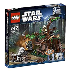 LEGO Star Wars Ewok Attack 7956