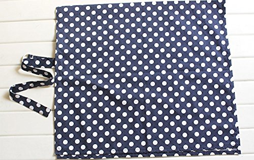 Attmu Breastfeeding Nursing Cover, Breastfeeding Cover - Dark Blue