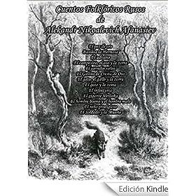 Cuentos Folklóricos Rusos de Alekandr Nikoalevich