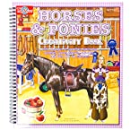 Horses and Ponies Creativity Book