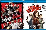 Wild Target Blu-ray + Operation: En