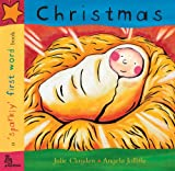 First Word: Christmas: A Sparkly First Word Book (Sparkly First Word - Touch and Feel)