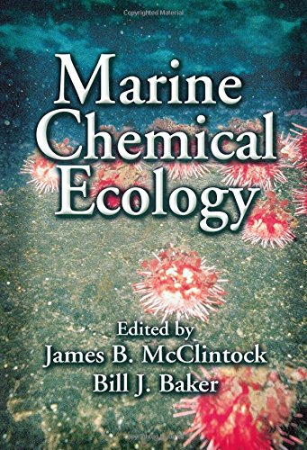Marine Chemical Ecology (CRC Marine Science)