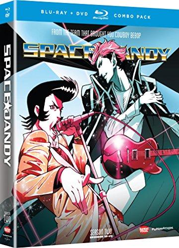 Space Dandy: Season 2 (Blu-ray/DVD Combo) (Space Dandy Season 2 compare prices)