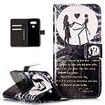 LG G5 Case,LG G5 Wallet Case,ikasus M...