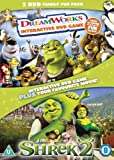 Shrek 2 - Family Fun Pack [Interactive DVD]