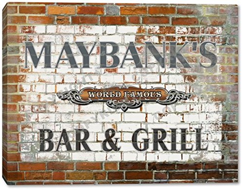 maybanks-world-famous-bar-grill-brick-wall-canvas-print-24-x-30