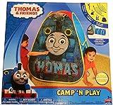 Thomas The Train Camp N Play Hideaway Tent
