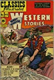 img - for Bret Hart's Western Stories (Classics Illustrated comic) (HRN #89) (No. 62) book / textbook / text book