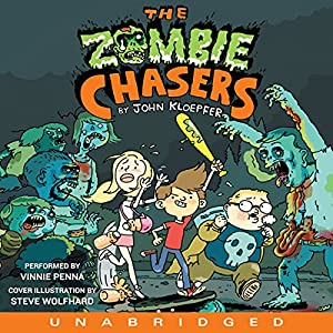 The Zombie Chasers Audiobook