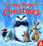 Grumpy Badger's Christmas by Bright, Paul (2009) Paperback