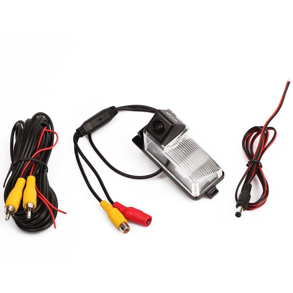 Backup camera question - Nissan 370Z Forum