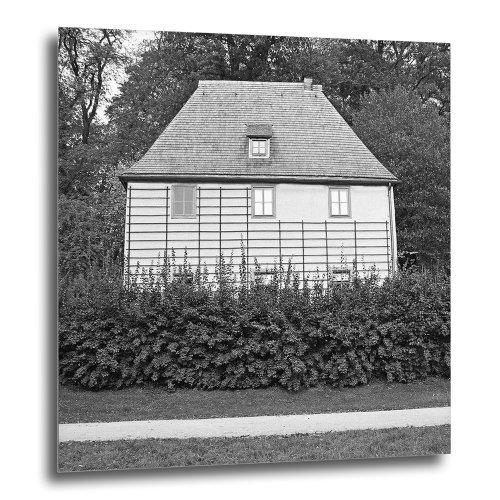 sch nes wandbild mit weimar motiv goethes gartenhaus. Black Bedroom Furniture Sets. Home Design Ideas