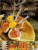 echange, troc École Lenôtre - Les recettes fruitées de l'Ecole Lenôtre (bilingue français-anglais)