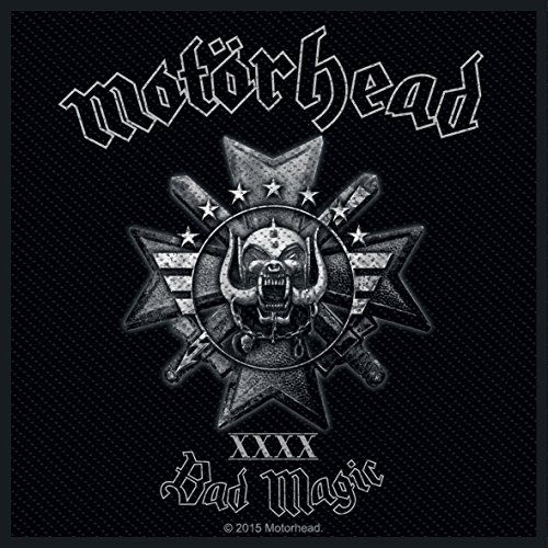 Motörhead Bad Magic Toppa Standard