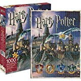Aquarius Harry Potter Hogwarts Jigsaw Puzzle (1000-Piece)