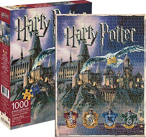 Aquarius Harry Potter Hogwarts Jigsaw Puzzle (1000-Piece) (1000 Piece Puzzle Harry Potter compare prices)