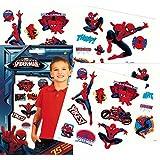 Marvel Spiderman Temporary Tattoos - Pack of 75