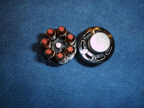 Taurus 617 827 7-Shot 7-Shot 817 66 HKS 587-A Revolver Speedloader for S/&W 686 4 Pack