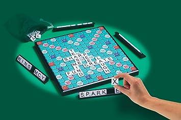 NRS Healthcare Healthcare Jeu de Scrabble avec Grandes Lettres