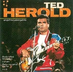 Ted Herold - Moonlight / Hula Rock