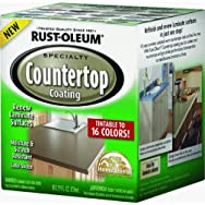 Rust Oleum254853Countertop Coating Kit-DP TINTBS COUNTERTOP KIT