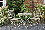 Old Rectory Folding Chair  Finish: Off White