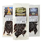 Gourmet Cajun Style Beef Jerky By Bayou Blend Meat Snacks | Best Tasting Beef Jerky Made From Premium Quality Lean Beef | Vacuum Sealed Single Serving Packages Maintains Tender and Juicy Freshness | Satisfaction Guaranteed (4.5 oz)