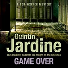 Game Over Audiobook by Quintin Jardine Narrated by James Bryce