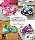 Image de Babyschühchen-Tick: Schuhklassiker für kleine Füße häkeln