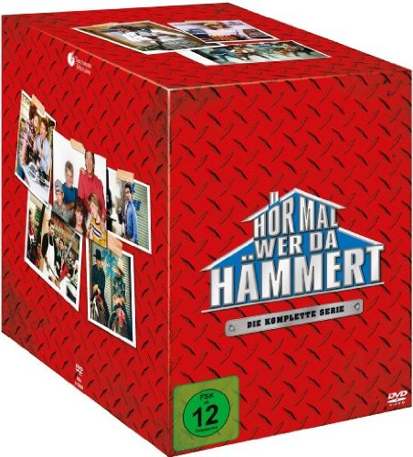 Hör mal, wer da hämmert - Komplettbox, Staffel 1-8 [28 DVDs] hier kaufen