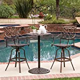 Paris-Outdoor-3pc-Copper-Cast-Aluminum-Bistro-Set