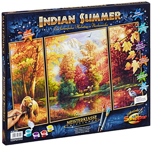 Schipper Indian Summer Paint by Number