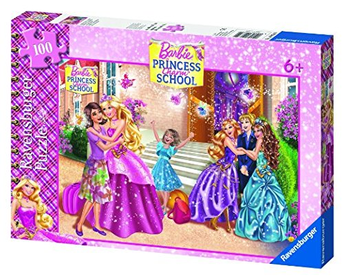 Ravensburger 10634 - Barbie Charm School 100 Teile XXL Puzzle by Ravensburger