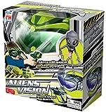 Alien Vision Game, Dark Green