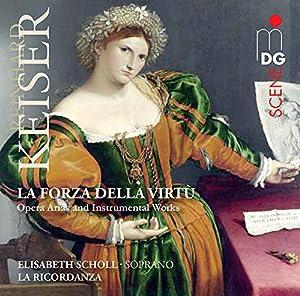 Keiser:  Cantatas & Sonatas