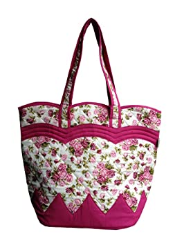 Naraya Cotton Shoulder Bag 10