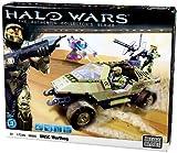 Mega Bloks-Halo Wars UNSC Warthog (Green)