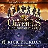 The Blood of Olympus: Heroes of Olympus, Book 5