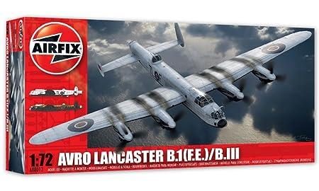 Airfix - Ai08013 - Maquette - Aviation - Avro Lancaster Bi/biii - Echelle 1/72