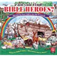 Can You Find Bible Heroes?: Introducing Your Child to the Old Testament (Search & Learn Books)