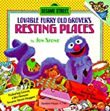img - for Lovable, Furry Old Grover's Resting Places (Pictureback(R)) book / textbook / text book
